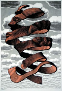 Buccia - Maurits Cornelis Escher
